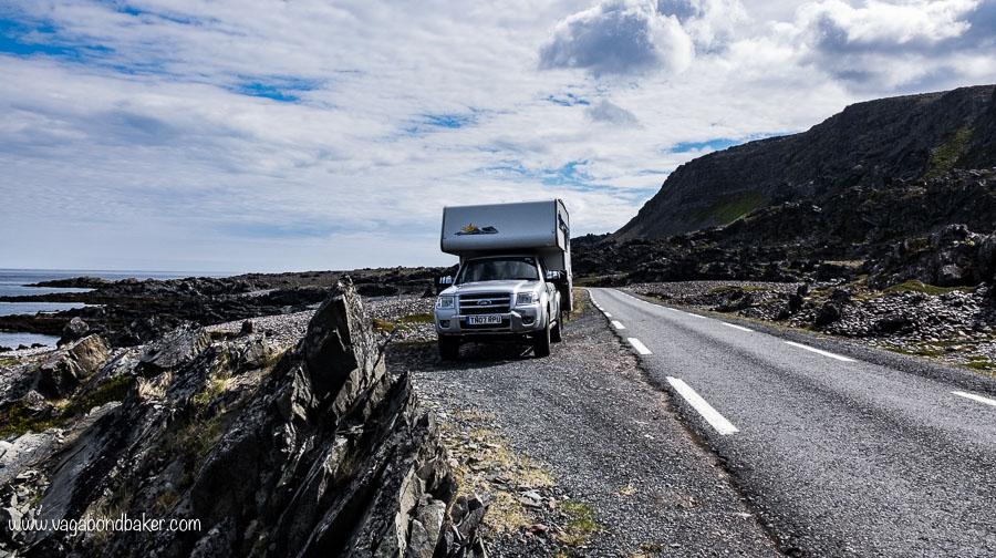 Jaw-dropping Norway, Henningsberg // road trip Norway