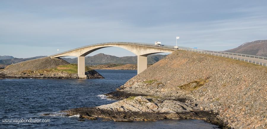 Road trip Norway Atlantic Ocean Road-1148