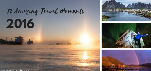 12 Amazing Travel Moments